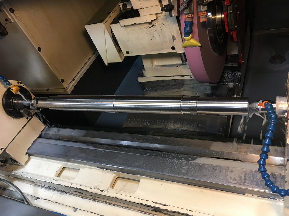 Cylindrical Grinding - Erie Precision Grinding